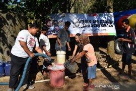 ACT distribusikan 50 ribu liter air bersih ke Gunungkidul dan Lombok