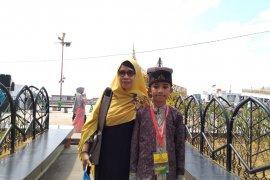 Ahmad Thoriq, belajar otodidak menjadi qori nasional utusan Sulut