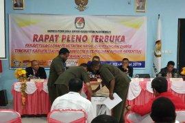Lima daerah di Papua Barat sudah dapat tetapkan caleg terpilih