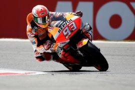 Supremasi di Sachsenring, Marquez incar kemenangan di Jerman