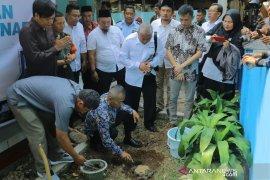 Gedung PWI Kota Bogor diresmikan yang sebelumnya sempet ambruk