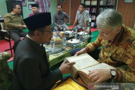 Leiden University professor visits Islamic school in Cilegon