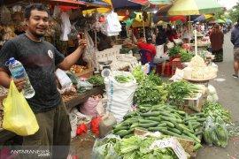 Sayuran punya andil inflasi Balikpapan