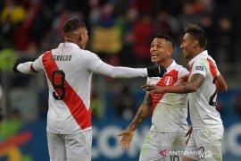 Hadapi Brasil di final, Peru kesampingkan  kekalahan telak lima gol