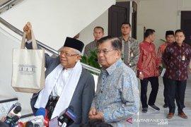 Wapres JK berharap pimpinan KPK yang tidak asal tangkap