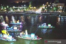 BKKBN Kaltim ikut parade perahu hias meriahkan Harganas XXVI