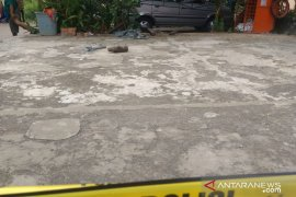Warga temukan mortir peninggalan tentara Belanda di Sungai Batanghari