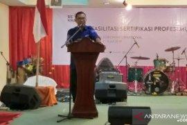 Bekraf gelar Sertifikasi Profesi Musik untuk kembangkan ekonomi kreatif di Sumut