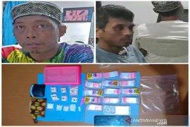 BNNP Kalsel sita 25 gram sabu-sabu dari dua pengedar