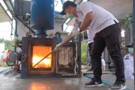 Riau matangkan pembentukan tim terpadu pemberantasan narkoba