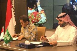 Indonesia-Arab Saudi sepakati kerja sama bidang digital