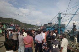 ABK KM Centralindo tewas di atas kapal