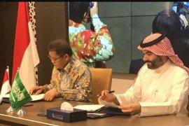 Indonesia-Arab Saudi sepakati kerja sama dalam bidang digital