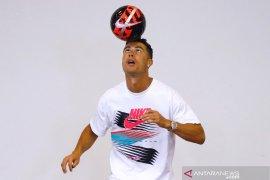 Ronaldo bersumpah, Juventus juara Champions tahun  ini atau musim depan