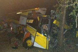 Kecelakaan beruntun di Situbondo akibatkan seorang tewas dan 10 korban luka
