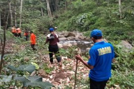 Tim SAR gabungan cari seorang petani hilang di Banyumas