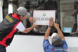 Kejati Aceh sita sejumlah aset proyek KKP bernilai Rp45,5  miliar
