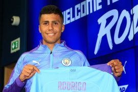 Pep Guardiola alasan utama Rodri pindah ke City