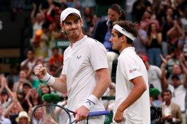Andy Murray telah kembali dan langsung menang di Wimbledon