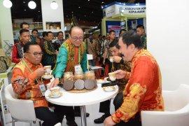 Tabalong promosikan kopi pasak bumi di Apkasi Otonomi Expo 2019