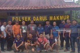 Polisi tangkap pemuda bunuh ayah kandung di Nagan Raya