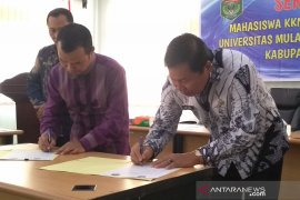Wabup Mahakam Hulu mengajak mahasiswa berjiwa entrepreneur