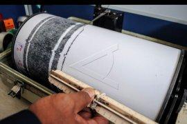 Seismograf rekam letusan anak Krakatau