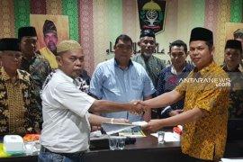 Pebri Mahfud jabat Ketua LAMR Kuansing