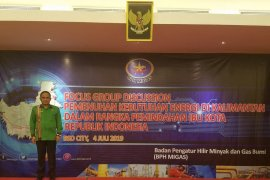 Wakil Bupati Kayong Utara dukung rencana pembangunan pipa gas Kalimantan