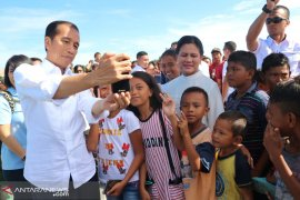 Presiden Jokowi minta pariwisata Bunaken didesain tak ganggu konservasi