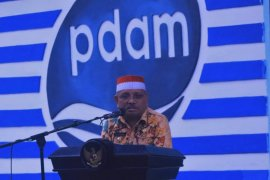 Wakil Bupati resmikan gedung PDAM Maluku Tenggara