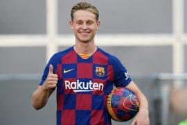 Frankie de Jong berharap de Ligt ikut bergabung ke Barcelona