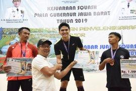 Ridwan Kamil dorong Squash jadi cabang olahraga di PON 2020