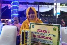 Gubernur bangga Kalbar juara Hafiz Alquran 30 juz