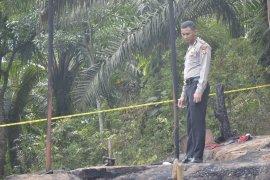 Sumur minyak Pertamina EP terbakar di Aceh Timur