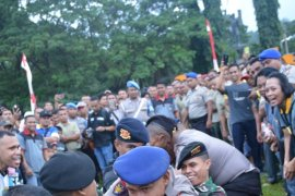 Kapolda: sinergitas jadi simbol laboratorium perdamaian di Maluku