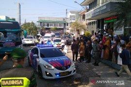 Muspida lepas sebanyak 402 calon haji asal Cianjur