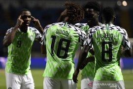 Nigeria singkirkan juara bertahan Kamerun dan capai perempat final