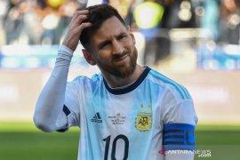 Jangan pernah ingin jadi Messi,  berat!