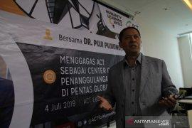 ACT-Pakar Manajemen Bencana PBB Edukasi Mitigasi Bencana