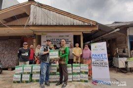 Paket Pangan Penuhi Kebutuhan Warga Terdampak Banjir Samarinda