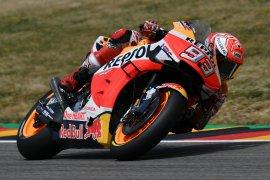 Marquez berhasil meraih kemenangan kesepuluh beruntun di Jerman
