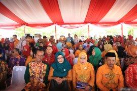 Menko PMK ajak masyarakat wujudkan keluarga Indonesia tentram