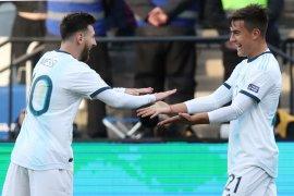 Dybala ungkap jimat keberuntungan dari Messi bantu dia cetak gol