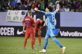 Meksiko juara CONCACAF delapan kali