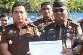 Jaksa selidiki SPPD diduga fiktif anggota DPRK Aceh Barat Daya  Rp1 M