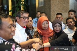 Presiden Jokowi diminta beri amnesti kepada Baiq Nuril