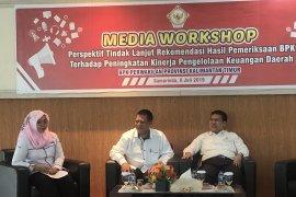 BPK Kaltim ajak jurnalis dukung pengawasan keuangan daerah