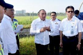Bandara Kualanamu akan dilengkapi dengan gedung  VIP