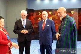 Megawati bertemu tokoh sebelum hadir pembukaan WPF VIII di China